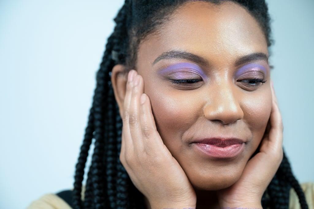Clean Colour Pastel Makeup Trend Editor Experiment