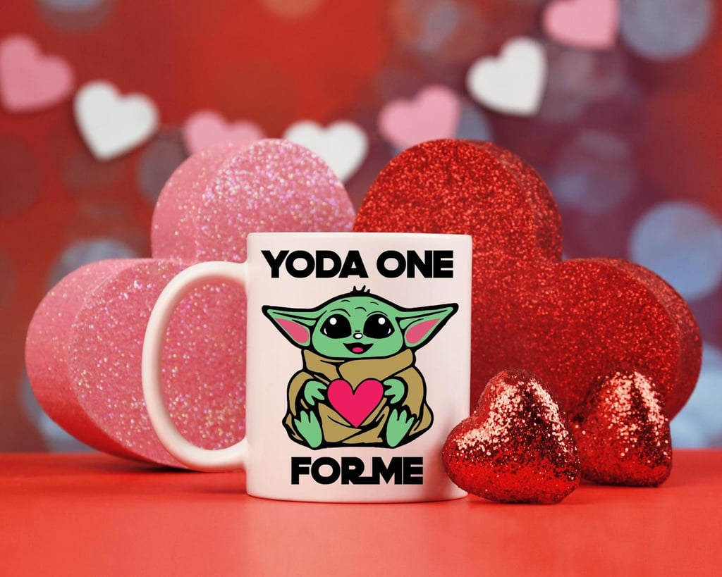 Baby Yoda Valentine's Day Gifts