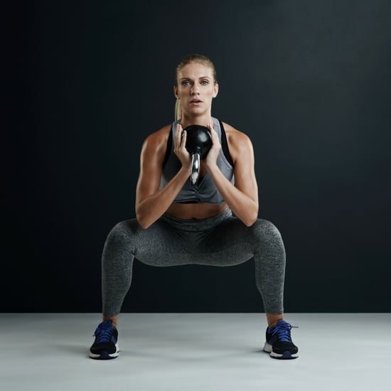 How to Do a Kettlebell Squat