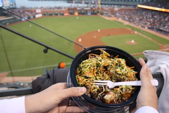 Baseball Stadiums to Offer Enhanced Menu