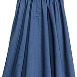 H&M Full Denim Skirt