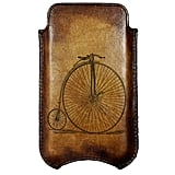 Joe Leather Penny Farthing iPhone Sleeve ($20)