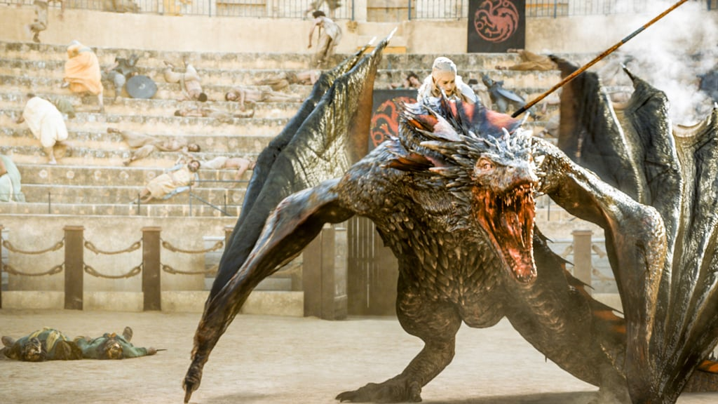 Game of Thrones' Magical Creatures