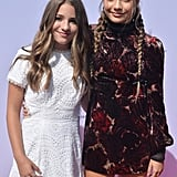 Pictures of Maddie and Mackenzie Zeigler