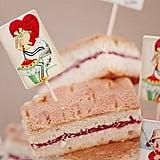 Vintage Valentines For Dessert Flair