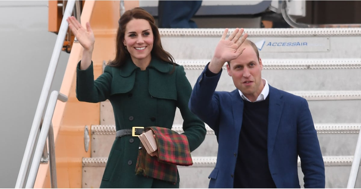 The Duchess of Cambridge Toured Canada Looking Like Grace Personified