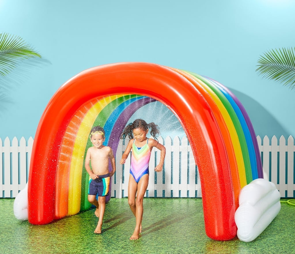 Sun Squad Giant Rainbow Tunnel Sprinkler at Target
