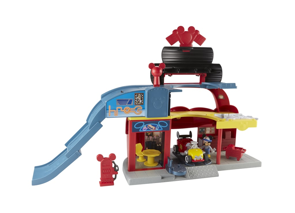 Disney Mickey Mouse Clubhouse Roadster Racers Garage ($40)
