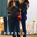 Bradley Cooper and Irina Shayk Kissing in NYC | Pictures