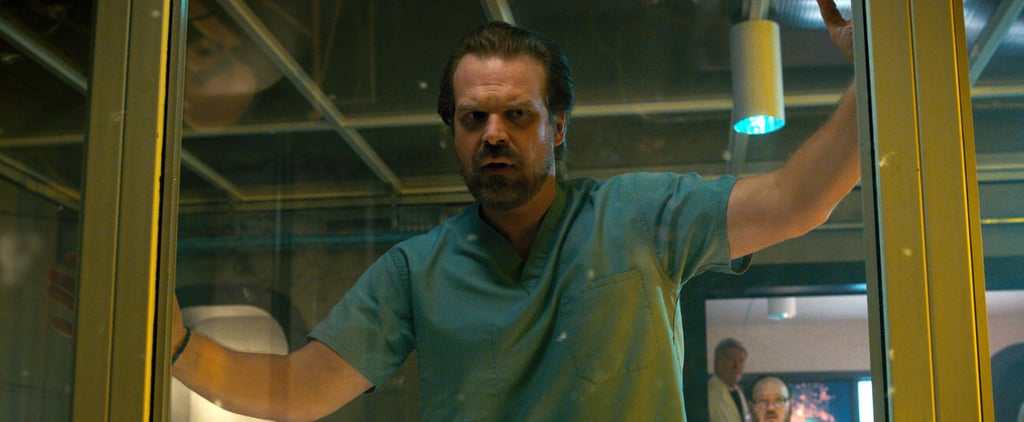 31 Times We Felt Indescribably Attracted to Jim Hopper on Stranger Things