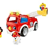 Fisher-Price Little People Lift 'n' Lower Fire Truck