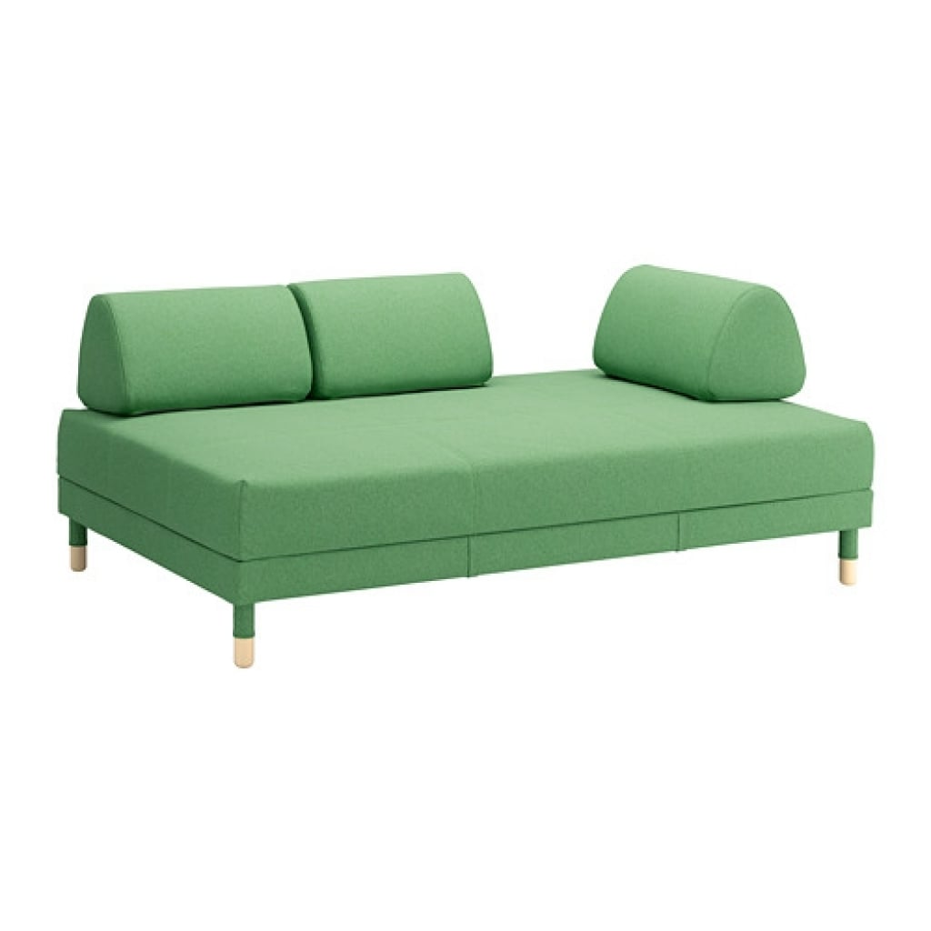 Home decor green colour trend 2018 popsugar home australia for Sofa bed australia