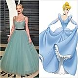 Kate Bosworth Channeling Cinderella