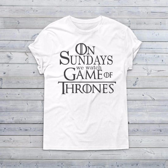 Best Game of Thrones Shirts