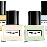 Marc Jacobs Limited Edition Splash Collection: Rain, Cucumber, Cotton and Peach, $69 each (On Sale May 29)