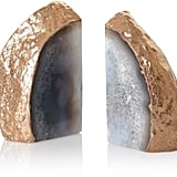 Oliver Bonas Agate Stone Book Ends