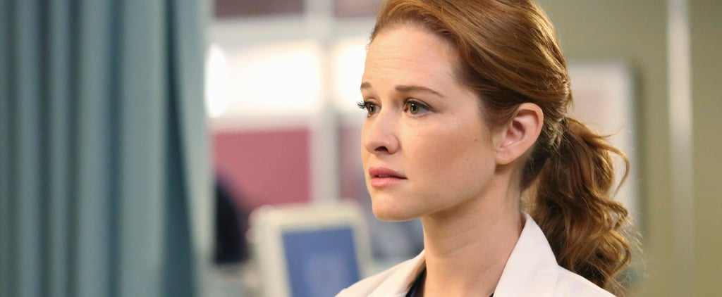 Will April Commit Suicide on Grey's Anatomy?