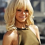 Rihanna attended a photocall for Battleship in London.