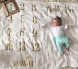 25+ Metallic Baby Shower Gifts For the Trendy Mama and Baby