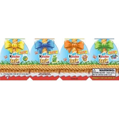 Kinder Joy Easter Eggs