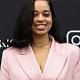 Ella Mai at Instagram's 2020 Grammy Luncheon in LA
