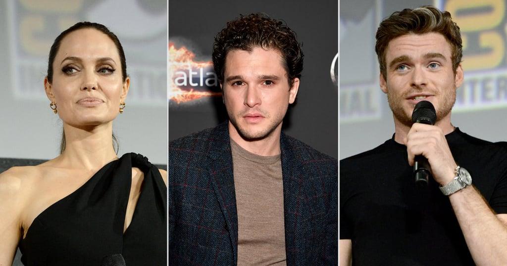 Marvel's Eternals Movie Cast