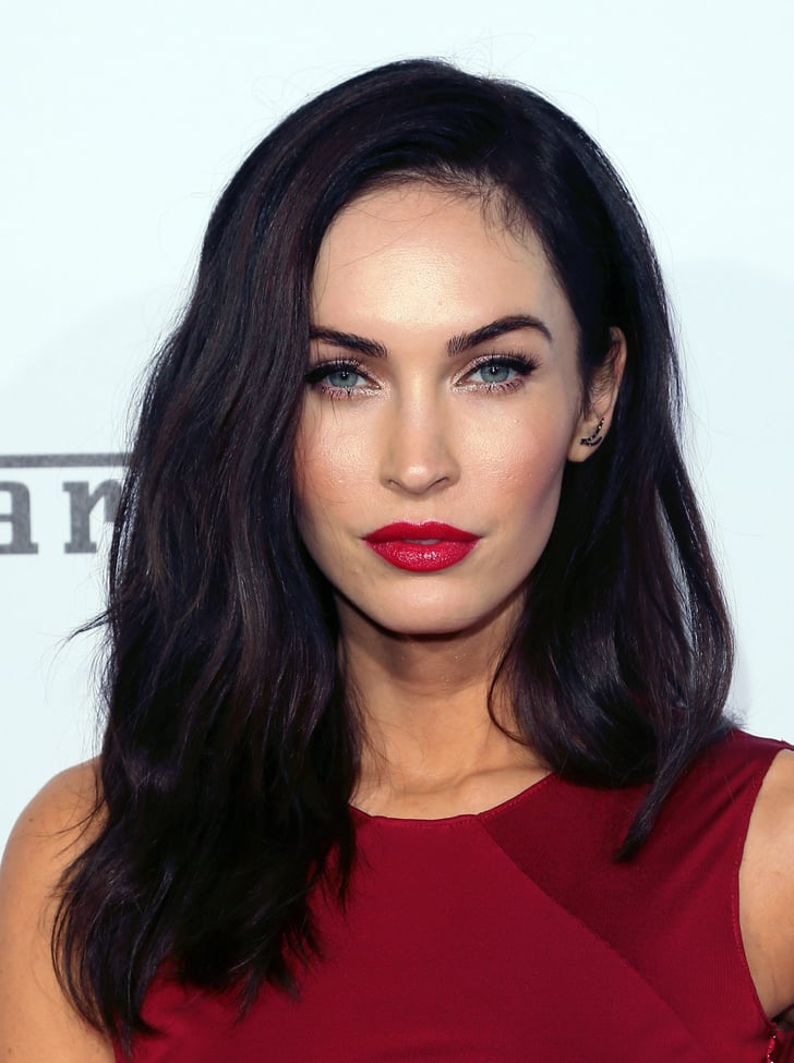 Megan Fox  The Hottest Celebrity Lips In Hollywood  Popsugar Beauty Photo 9-4089