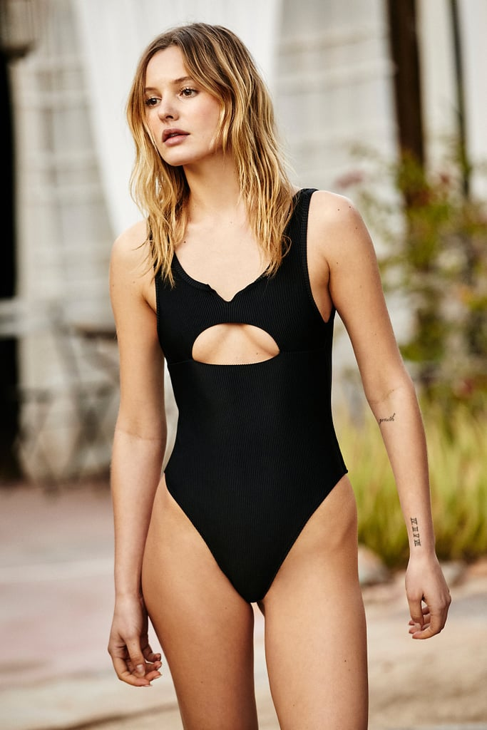 Frankie's Bikinis Cody One Piece