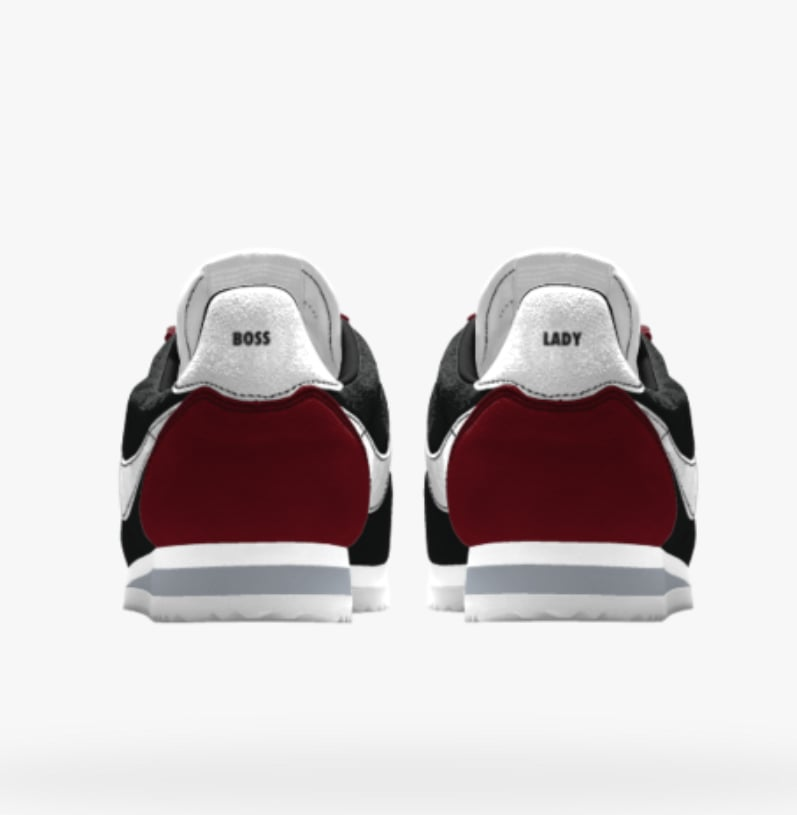 Replace her beat-up kicks with a fresh pair of custom Nike Cortezes ($115), personalized with her name, initials, or nickname.