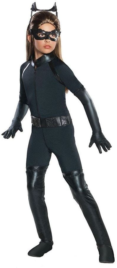 The Dark Knight Rises Deluxe Catwoman Costume