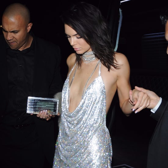 Kendall Jenner's 21st Birthday Outfit
