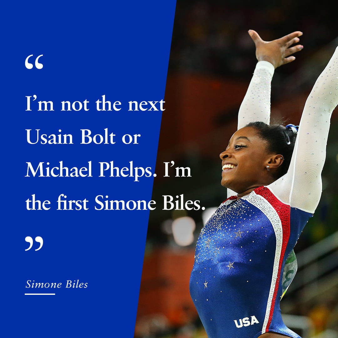 In An Olympics Thatu0027s Seen Plenty Of Sexism Toward Female Athletes, Bilesu0027s  Powerful Quote Shows That Her Achievements Donu0027t Need To Be Contextualised  By ...
