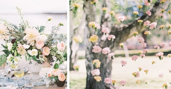 5 Affordable Florals for a Wedding (and How to Style Them)