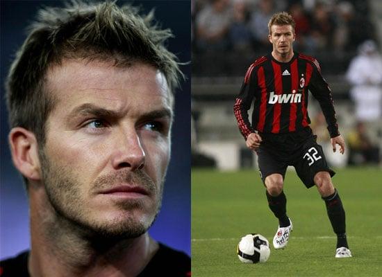 06/03/2009 David Beckham