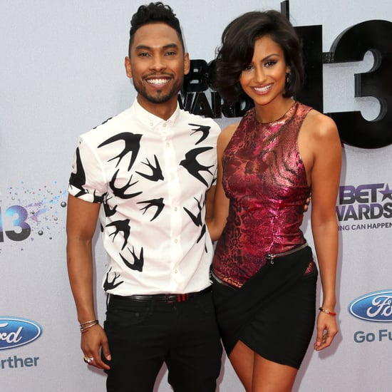 Miguel and Nazanin Mandi Cutest Moments