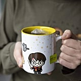 Harry Potter Chibi Characters Ceramic Coffee Mug
