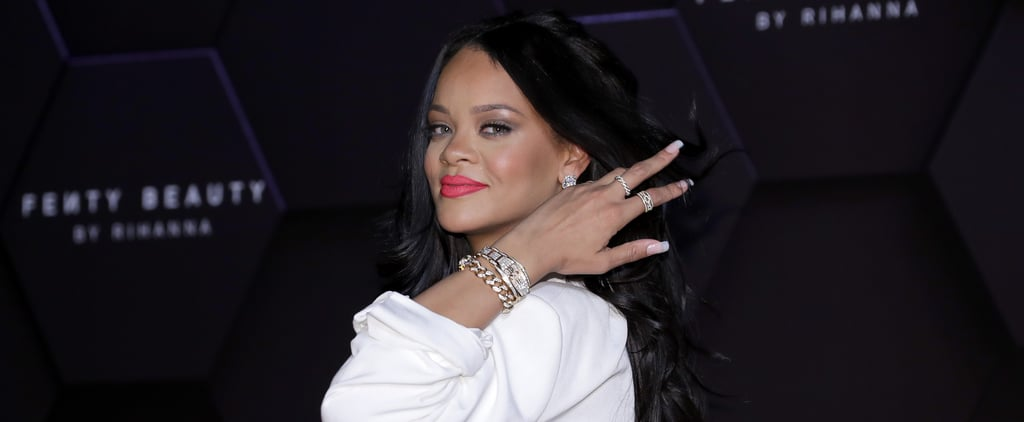 Rihanna Hangs Out With Drake and A$AP Rocky After Breakup