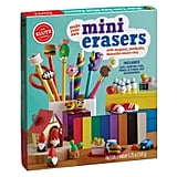 For 8-Year-Olds: Make Your Own Mini Erasers