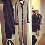 Yes, those are footie pajamas. For grown men. Hence, why we love Club Monaco.