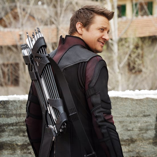 Is Hawkeye in Avengers Infinity War?