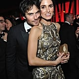 The pair was inseparable at a Golden Globes afterparty in 2016.