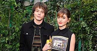 Natalia Dyer and Charlie Heaton Make a Stylish Duo in the City of Love
