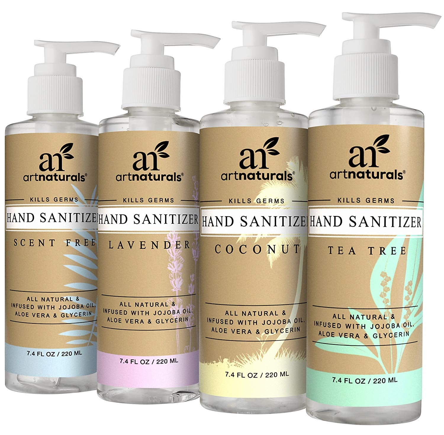 Hand Sanitizers That Smell Good Popsugar Fitness