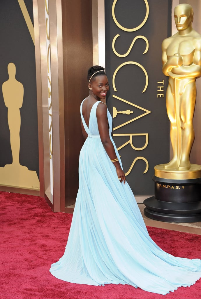 Lupita Nyong'o Reveals the Significance Behind Sulwe's Dress