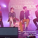 Photos Inside New Moon Event