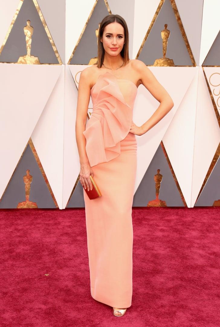 Louise Roe | 2016 Oscars Red Carpet Dresses