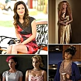 Check out 25 of the best TV fashion looks from 2011!