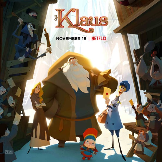 Netflix's New Christmas Movie, Klaus