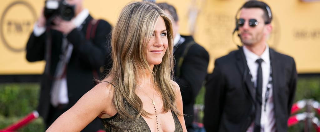 Jennifer Aniston's Bold Outfits