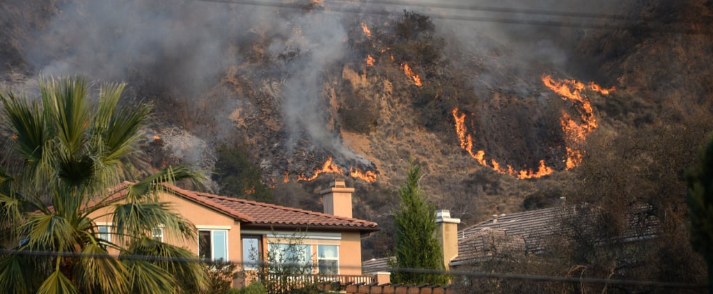 Image result for photos of fires in california